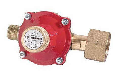 Rothenberger PB nyomáscsökkentő gáz nyomásszabályzó reduktor 032081E