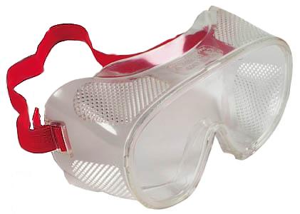 Védőszemüveg polikarbonát látómezővel 5414