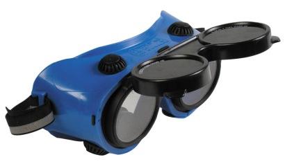Hegesztő szemüveg – felhajtható lencse 5787-4