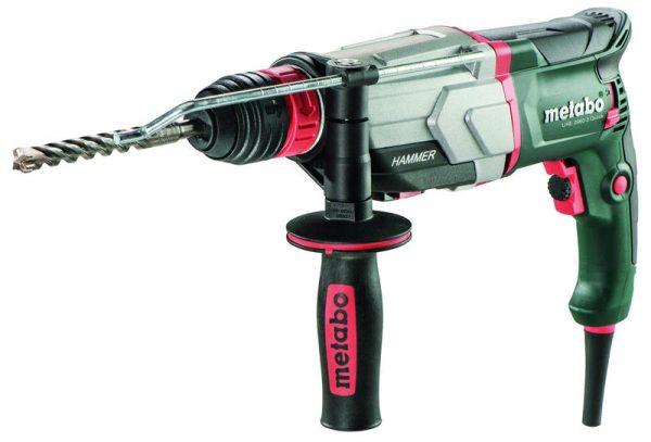 METABO fúró-véső kalapács multikalapács 800W 2.8J SDS PLUS 600697500