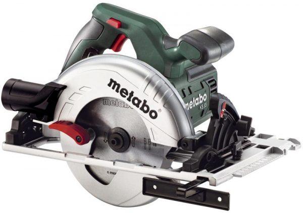 METABO elektromos körfűrész KS 55 FS 600955000
