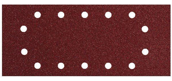 METABO csiszolópapír 93x230mm 10 db P40,80,120,180,240 624490000