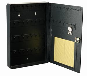 Mars kulcstartó szekrény kulcsdoboz kulcsszekrény fém 34 x 24 x 4 cm 6315