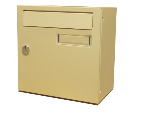Mars egyajtós postaláda leveles láda levélszekrény lakkozott 6360