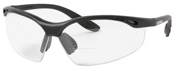 Munkavédelmi szemüveg READER – átlátszó, +2,0 dioptria 730004