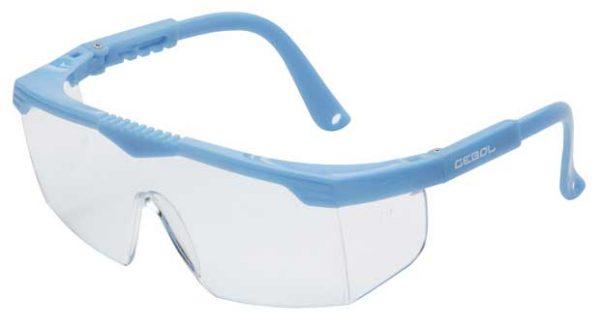 Munkavédelmi szemüveg SAFETY KIDS – kék 730020