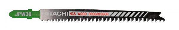 HITACHI – szúrófűrészlap fa vágására JPW30- 5 db. 750029
