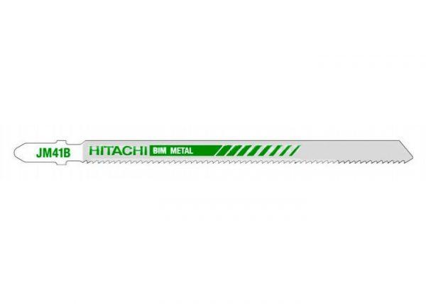 HITACHI – szúrófűrészlap fémek vágására JM41- 5db. 750032