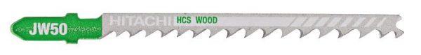 HITACHI – szúrófűrészlap fa vágására JW50- 5 db. 750046