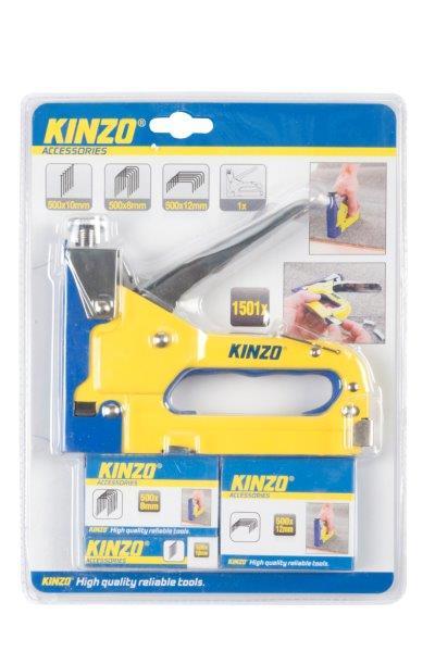 KINZO – sponkovačka 1501 79439