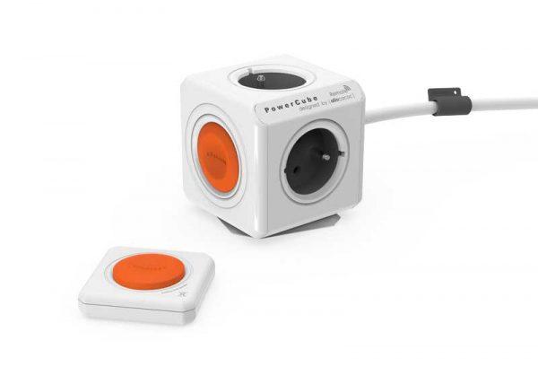 PowerCube EXTENDED REMOTE SET fehér / szürke / narancs 83276