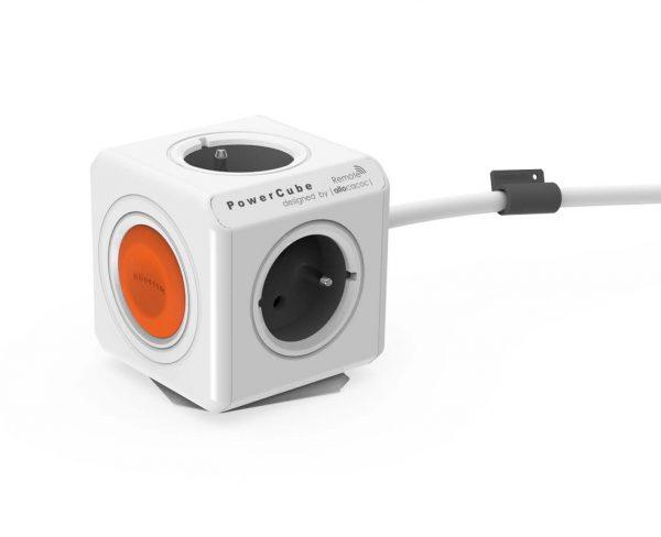 PowerCube EXTENDED REMOTE fehér / szürke / narancs 83535