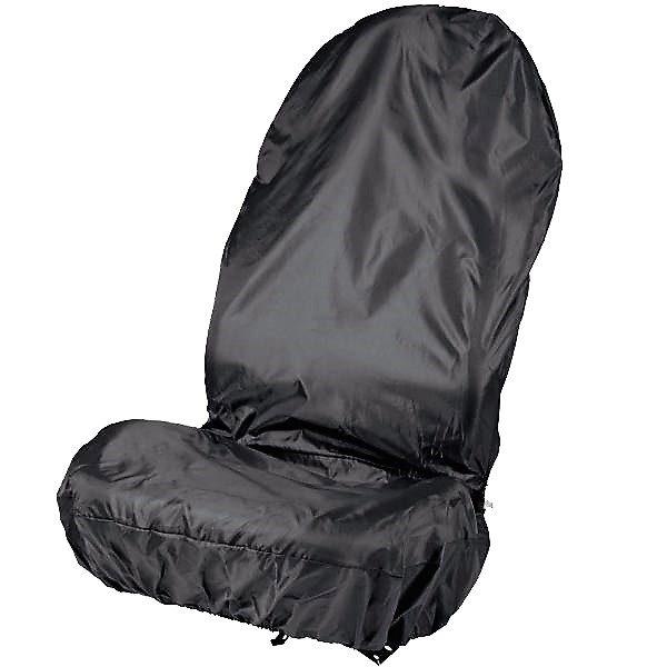 Ülésvédő – fekete