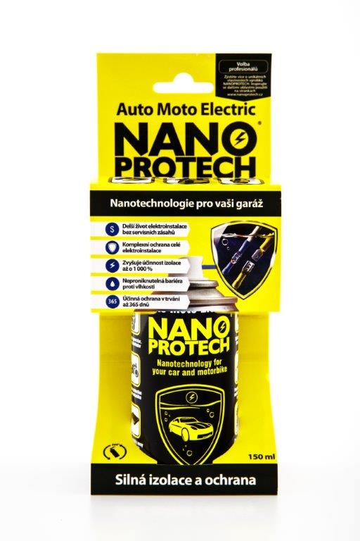NANOPROTECH Auto Moto Electric spray 150ml AME150