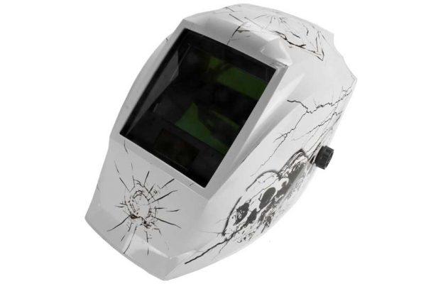 Automata sötétedő digitális hegesztő pajzs sisak ASK900
