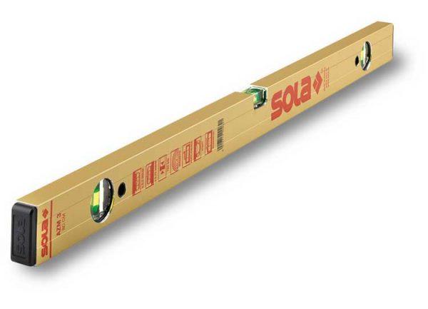 SOLA – AZM 3 100 – Zártszelvény-vízmértékek 100cm 01185301