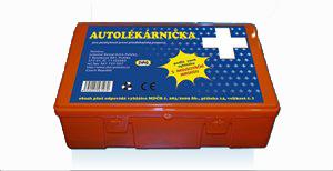 Egészségügyi mentődoboz 2011.1.1.-es novella szerint – műanyag… AUTOL C