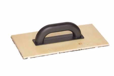 Polisztirol csiszoló – rétegelt lemez 183×353 mm BHP183353