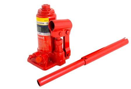 MAGG hidraulikus emelő olajos emelő palackos emelő olajemelő 2T BJ0204