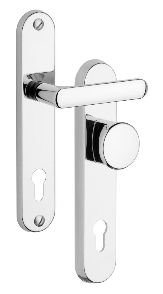 ROSTEX – biztonsági ajtó kilincs BK 802 / O / 90 EXCLUSIVE