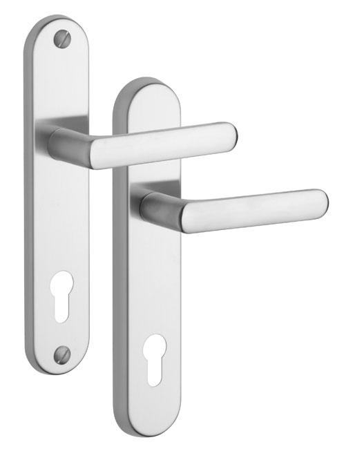 ROSTEX – biztonsági ajtó kilincs BK 807 / O / 90 EXCLUSIVE,…