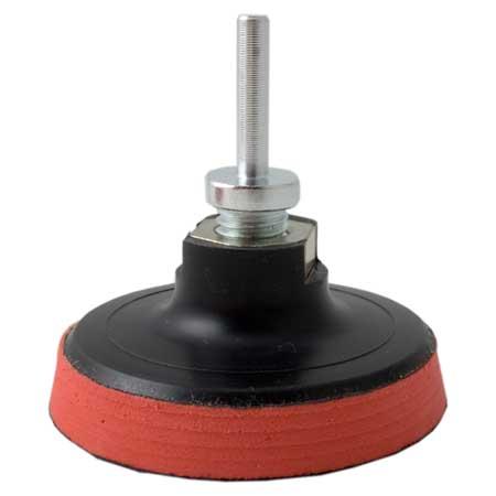 Univerzális csiszolótányér 75 mm, tépőzár. Menet M14, (+szár) BL92075