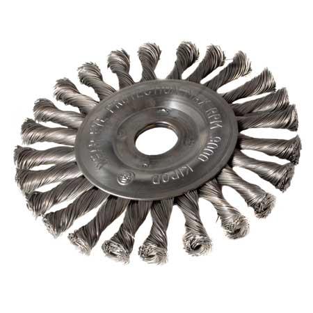 Drótkorong 150, csavart szálak S 0,50, furat 22,2 mm BL97026