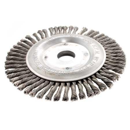Drótkorong 200, csavart szálak S 0,50, furat 22,2 mm BL97200