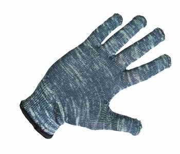Bulbul 08 – kötött kesztyű nylon/pamut, méret 8 BULBUL08