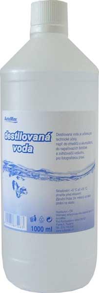 Desztillált víz 1L CA-DV001