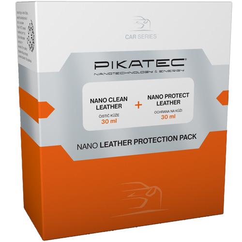 PIKATEC autó bőrkárpit tisztító készlet háztartási készlet tisztítószer 180111010036