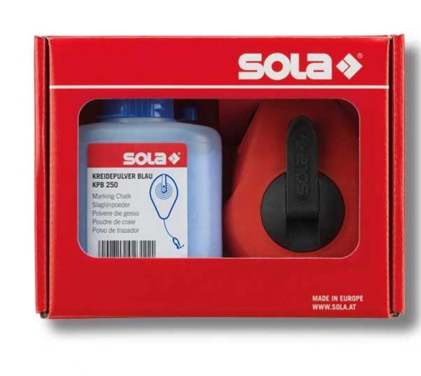 SOLA – CLK 30 SET B – Kicsapózsinór szett 30m 66110443