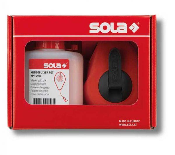 SOLA – CLK 30 SET R – Kicsapózsinór szett 30m 66110442