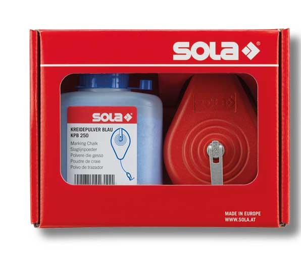 SOLA – CLM 30 SET B – Kicsapózsinór szett 30m 66110543