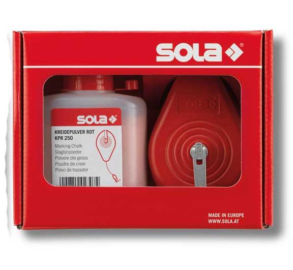 SOLA CLM 30 SET R kicsapózsinór szett 30m 66110542
