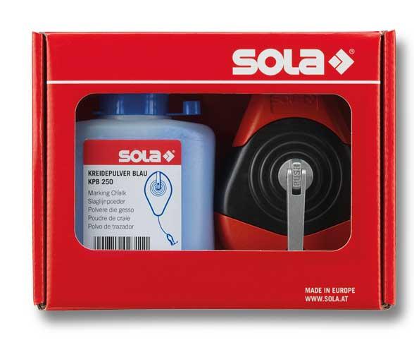 SOLA – CLP 30 SET B – Kicsapózsinór szett 30m 66110643