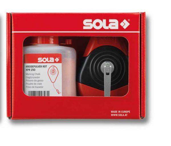 SOLA – CLP 30 SET R – Kicsapózsinór szett 30m 66110642
