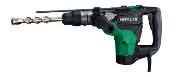 HITACHI fúró és véső kalapács fúrókalapács ütvefúró fúrógép 1100W 10,5J SDS Plus DH40MC