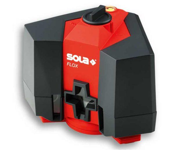 SOLA PLANO 3D vonallézer lézeres szintező 90° önbeálló 71017301