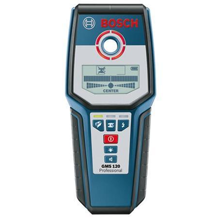 Bosch GMS120 multidetektor digitális keresőműszer 0601081000