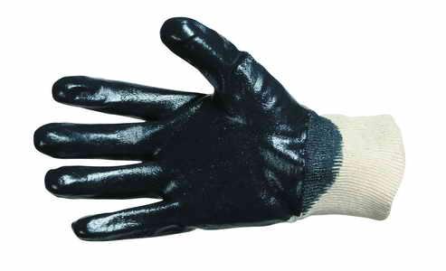 HARRIER – félig mártott nitril kötött kesztyű, méret 11 HARRIER11