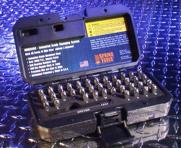 """Rugó beütőkészlet 1/4"""", 39 db HDIDS609"""