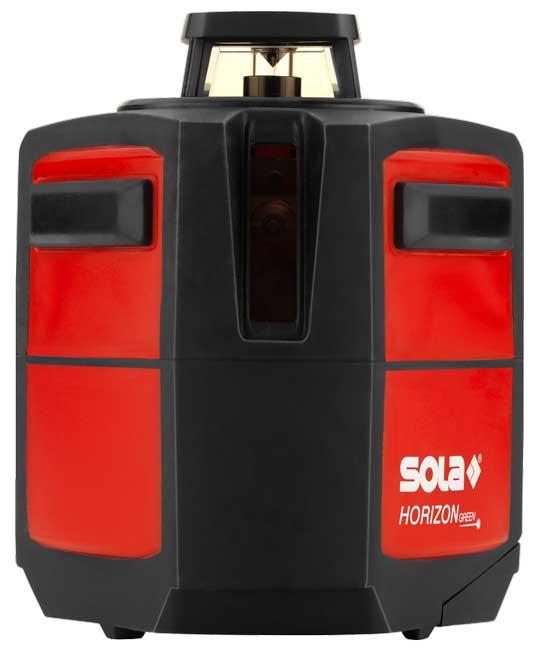 SOLA horizon green basic professional szintező vonal lézer szett 25-80 m önbeálló 71012801
