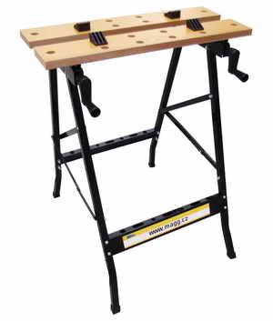 MAGG összecsukható munka asztal asztallap szélessége 560 mm mélysége 200-300 mm állítható JDT025