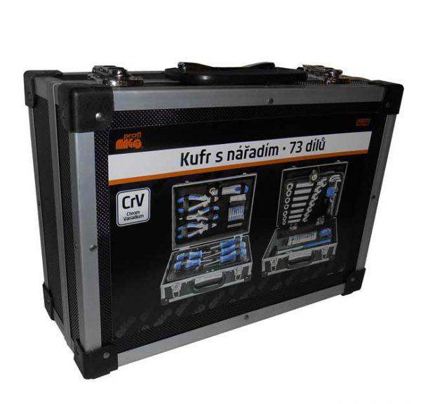 Magg Profi szerszámkészlet szerszám készlet kulcskészlet kofferban 73 db-os JY0073