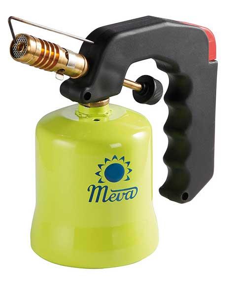 Meva POOL forrasztó készlet gázforrasztó gázégő forrasztó piezzo 1.5 kW KP01001P