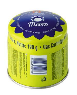 MEVA – patron 190 g – átszúrós STOP GAS