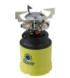 Meva Focus kemping gázfőző kemping tűzhely tűzhely piezo KP06010P