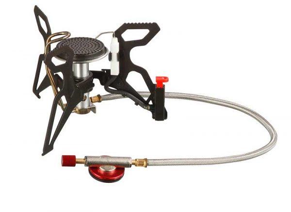 Meva Spider Pro gázfőző gáz főző gázzsámoly gáztűzhely piezo KP17001