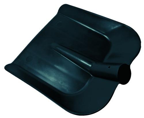Műanyag lapát – 20 cm, fekete LOPPL20